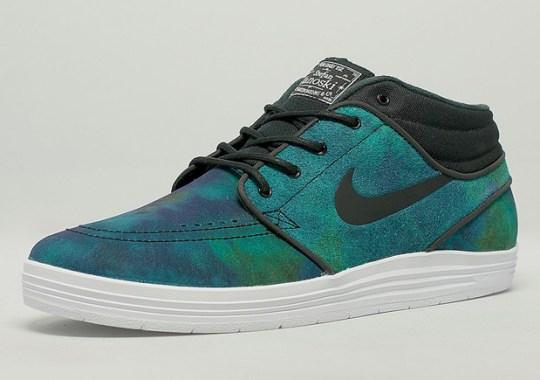 "Nike SB Lunar Stefan Janoski Mid ""Watercolor"""