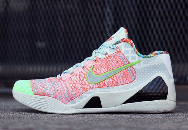 7309ebb2f428 This Sunday s release of the What The Kobe 9 kicks off another awesome year  of Nike Basketball releases