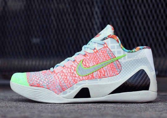 "If You Wanted The ""What The Kobe"" 9 To Be A Low, Check Out These Customs"