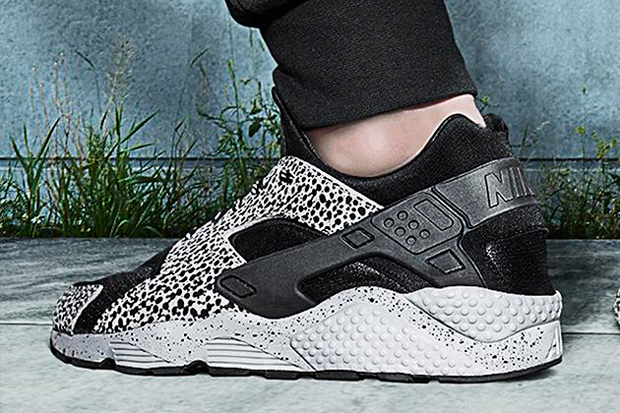 The Nike Air Huarache will be available on NIKEiD on January 20th.  Considering how big the entirety of the Huarache catalog has become thanks  to an ...
