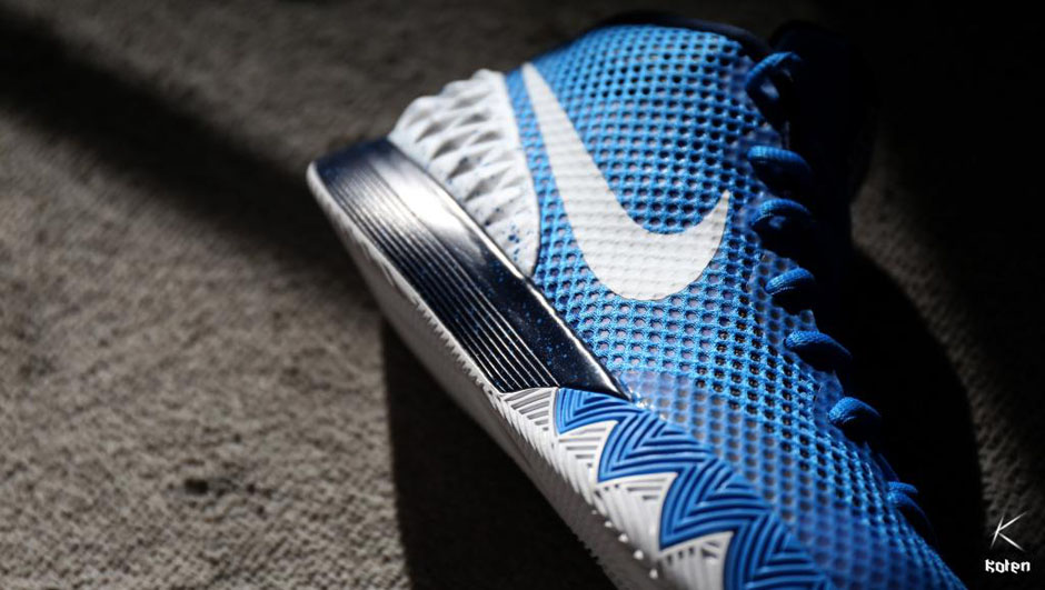 best value 80707 d6d9f A Detailed Look at the NIKEiD Kyrie 1