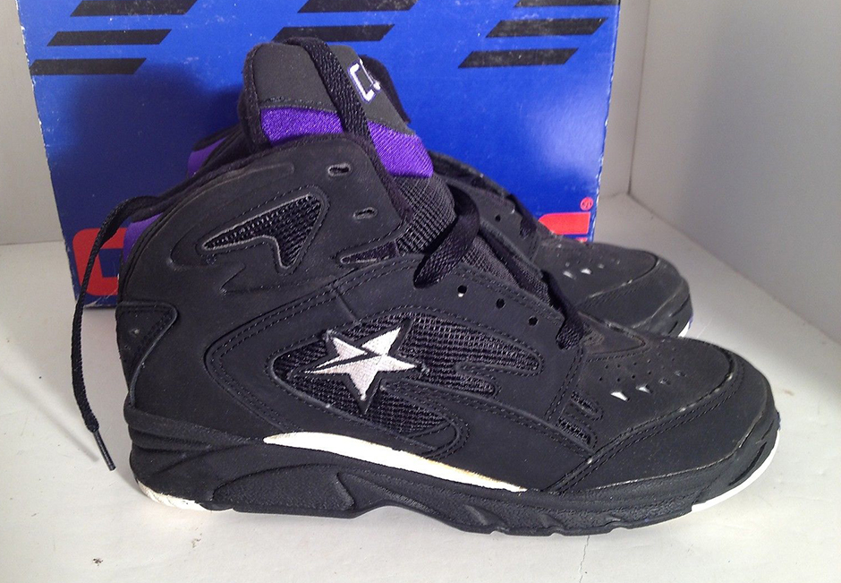 Obscure Signature Shoe Debuts