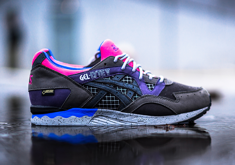Packer Pattini X Asics Gel Lyte 5 Gore Tex KSecTItM