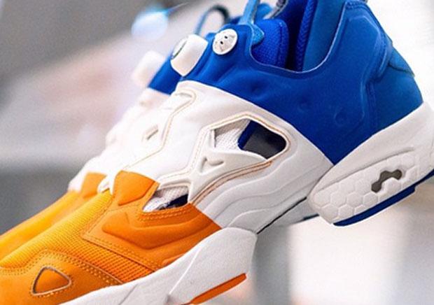 "sports shoes b6d78 66e3a Packer Shoes x SNS x Reebok Insta Pump Fury ""Token 38"""