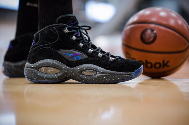 sale retailer 74bc6 d8af3 Packer Shoes x Sneakersnstuff x Reebok Question