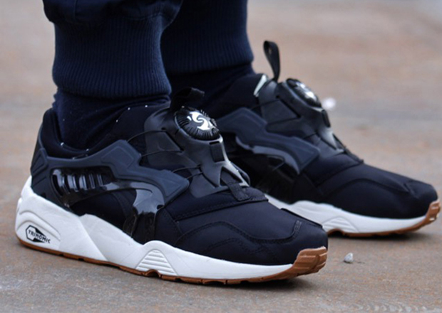 puma disc blaze gum sole pack. Black Bedroom Furniture Sets. Home Design Ideas