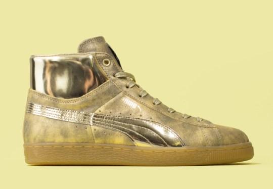 """Meek Mill x Puma """"24k White Gold"""" Pack"""