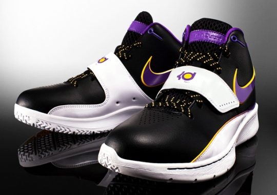 Ranking KD's Signature Shoes by Champs Sports