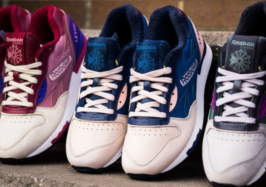 "Reebok LX 8500 ""Collective Pack"""
