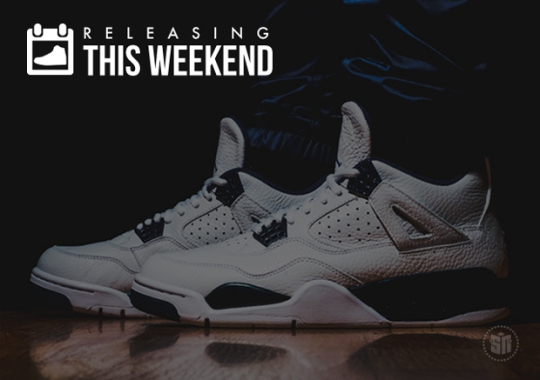 Sneakers Releasing This Weekend – January 10th, 2015