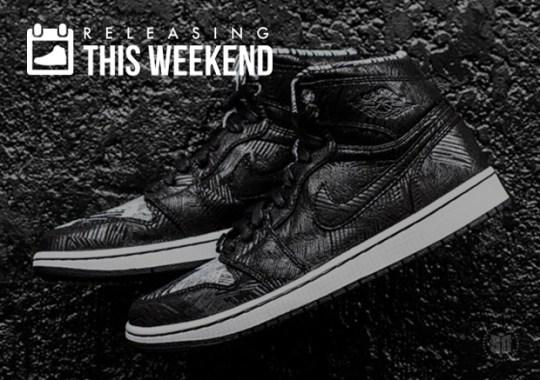 Sneakers Releasing This Weekend – January 17th, 2015