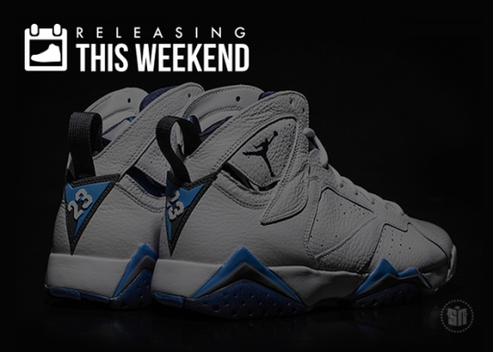 Sneakers Releasing This Weekend – January 24th, 2015