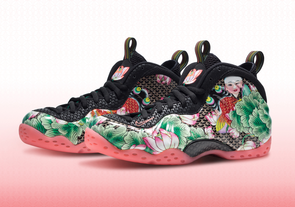 "Nike Air Foamposite One ""Tianjin"" - Official Images - SneakerNews.com"