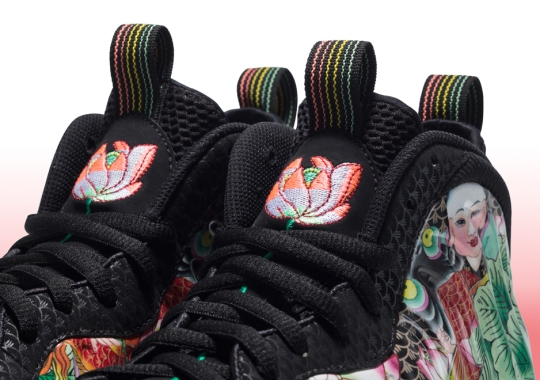 "Nike Air Foamposite One ""Tianjin"" – Official Images"