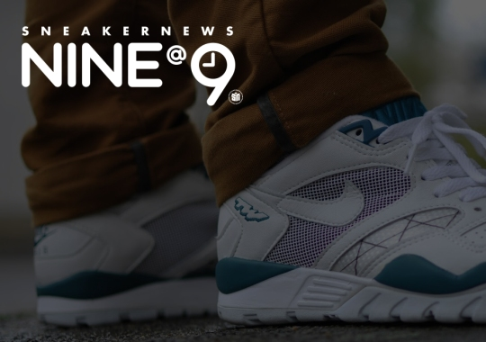 Sneaker News NINE@NINE: Nike Training Sneakers That Need To Retro
