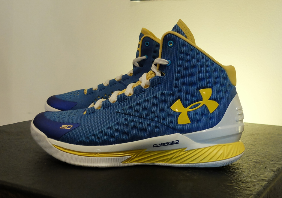 What Is Steph Curry S Latest Shoes