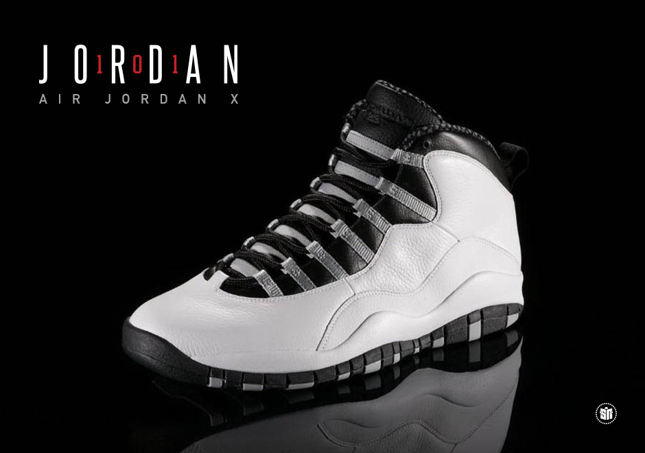 size 40 89d55 8c1cf Jordan 101  Remember The Historic Achievements of the Air Jordan X