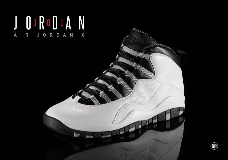 195168881d6 Jordan 101: Remember The Historic Achievements of the Air Jordan X