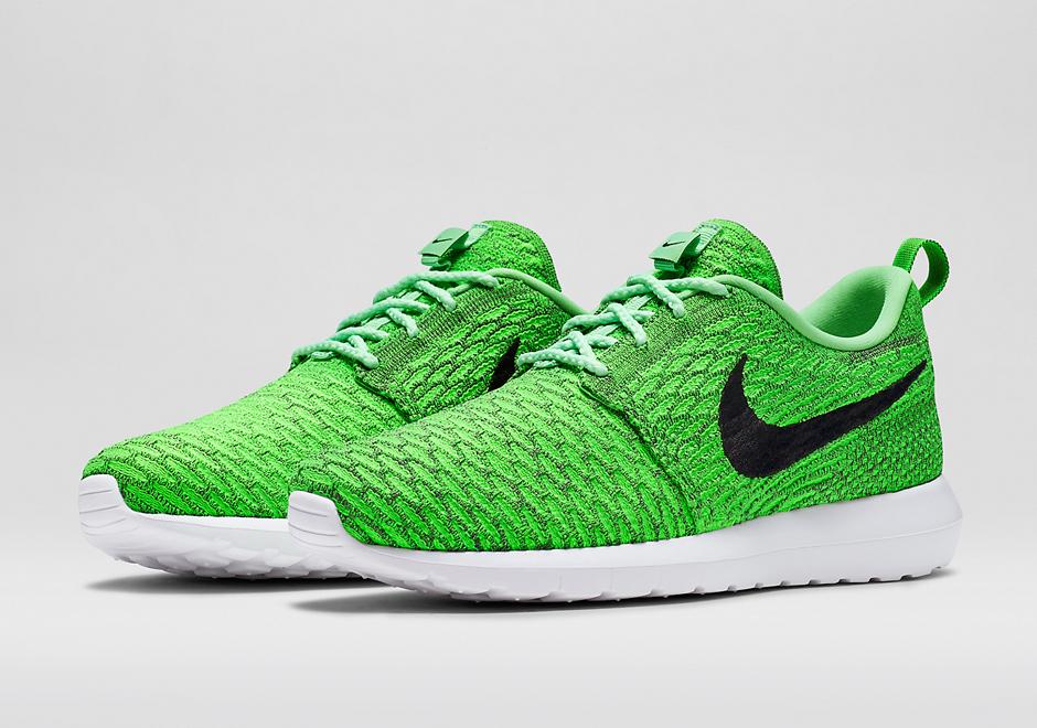 Multiple Nike Flyknit Roshe Run Colorways Releasing This Thursday -  SneakerNews.com