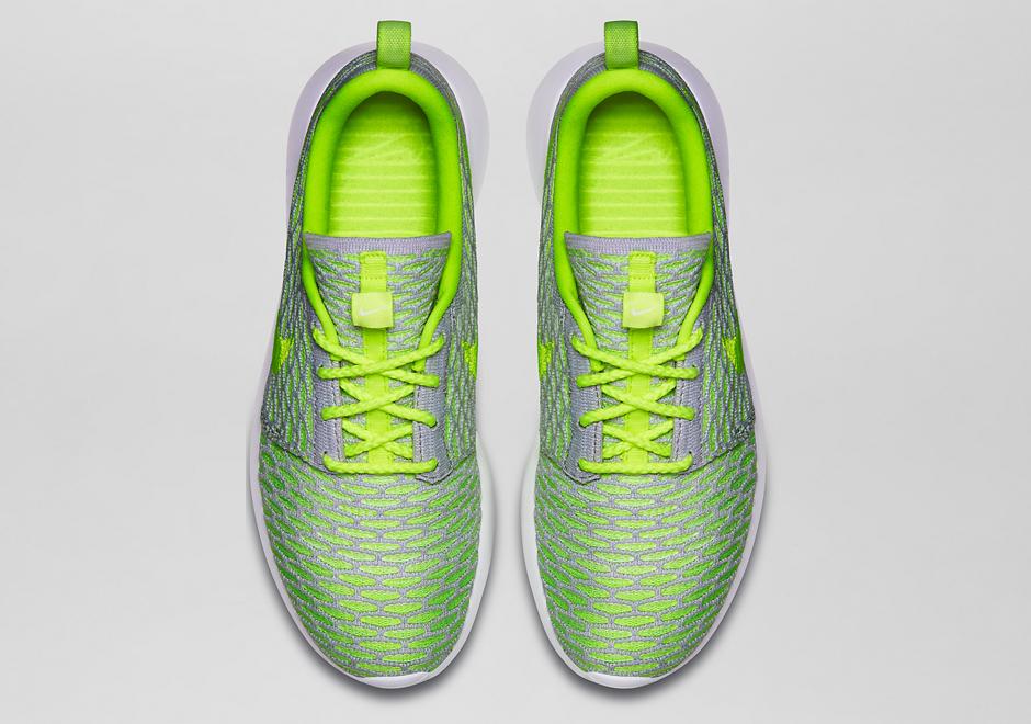 f63924ef2055 Multiple Nike Flyknit Roshe Run Colorways Releasing This Thursday -  SneakerNews.com