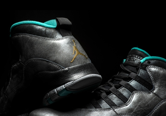"Air Jordan 10 ""Lady Liberty"" – Release Reminder"