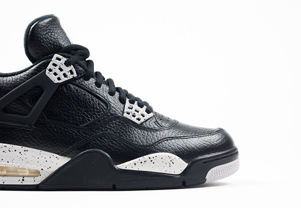 """promo code af43d 07d2a Air Jordan 4 """"Oreo"""" Color  Black Tech Grey-White Style Code  314254-003.  Release Date  02 21 2015. Price   190. Advertisement"""