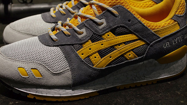 Asics Gel Lyte Iii Quot High Voltage Quot Yellow Sneakernews Com