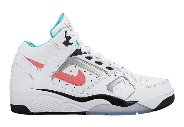 official photos 3d19c 7ca92 The Nike Air Flight Lite retro goes low with this upcoming edition, decked  out in a summer-friendly colorway. The low-top edition of the classic 1991  Nike ...