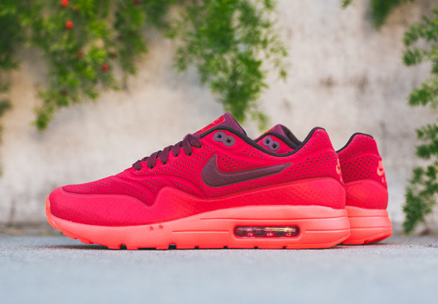 Gym Rouge Air Nike Max 1 Chaussure Ultra Moiré