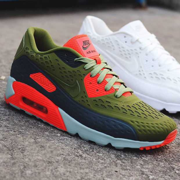 The Nike Air Max 1 Ultra Moire Meshes A Classic Look With A