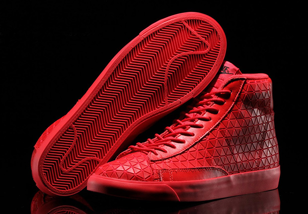 sports shoes cc55a 56a5b Nike Blazer Mid Metric Color University RedUniversity Red Style Code  744419-600. Release Date 31215. Price 100