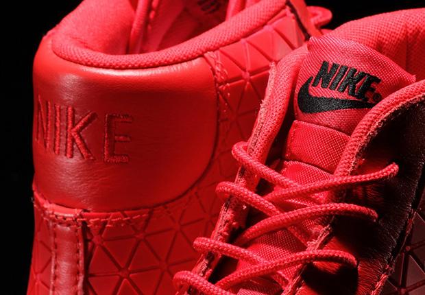 Acheter Nike Blazer Milieu Universitaire Métrique 5s Rouge
