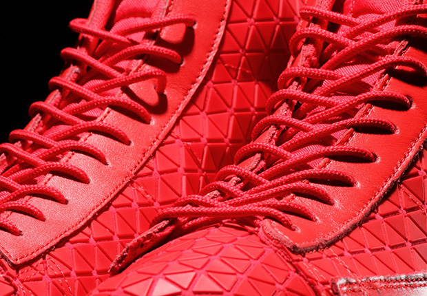 Nike Blazere Midten Metriske Rød Plugg dr5Sl1xY
