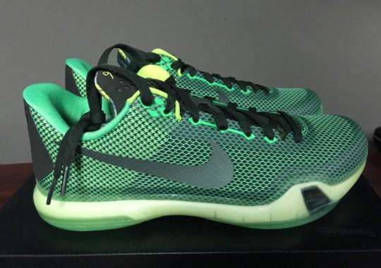"Nike Kobe 10 ""Vino"" – Release Date"