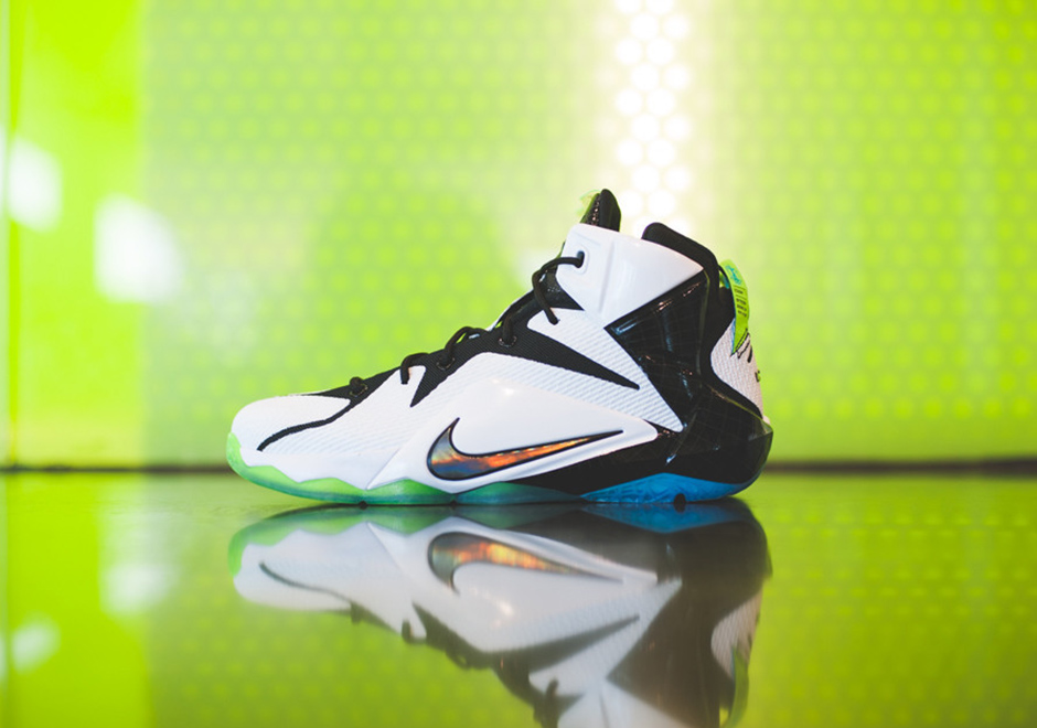"premium selection 4e0d4 4c288 Nike LeBron 12 ""All-Star"" – Arriving at Retailers"