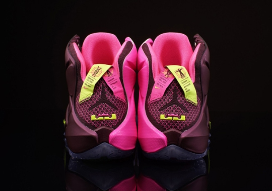 """Nike LeBron 12 """"Double Helix"""" – Arriving at Retailers"""