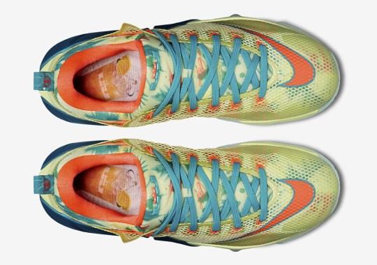 "Nike LeBron 12 Low ""LeBronold Palmer"" – Euro Release Date"