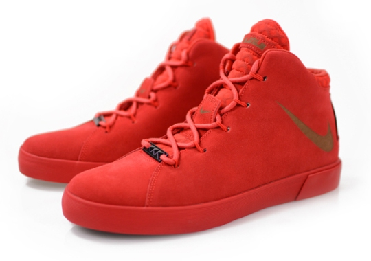 "Nike LeBron 12 NSW Lifestyle ""Challenge Red"""