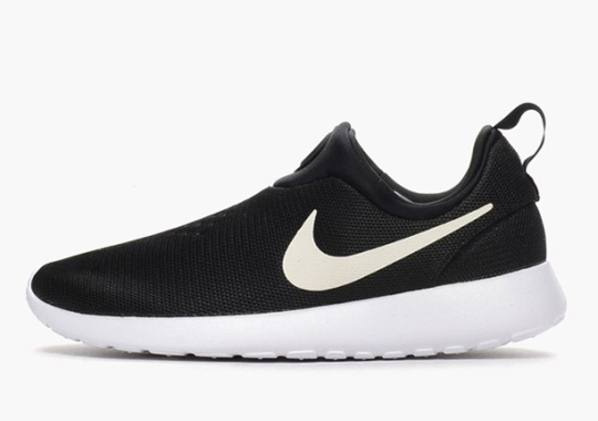 7699e7247e7f8e Nike Roshe Run Slip-On - SneakerNews.com