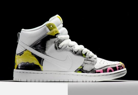 "Nike SB Dunk High ""De La Soul"" – Arriving at Retailers"