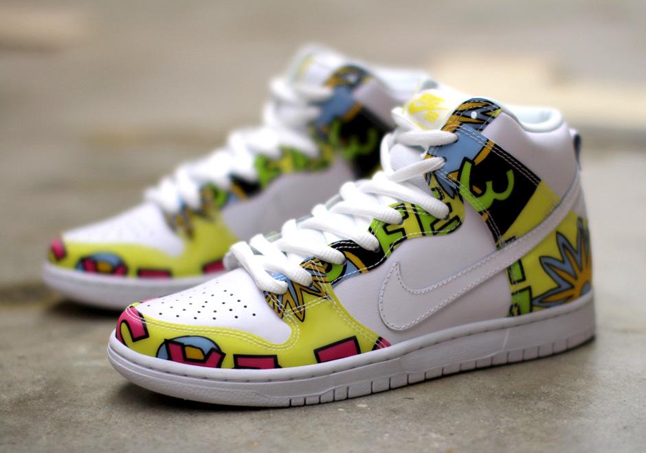 2014 à vendre Nike Dunk High Premium Sb De La Soul Des Annonces Ebay rabais pas cher classique pas cher offres à vendre sortie nouvelle arrivée UHhILIqqQ