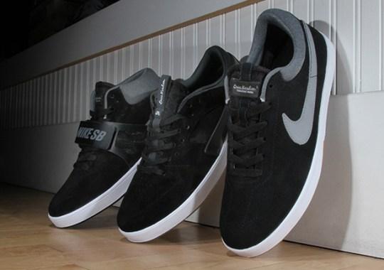 "Nike SB Eric Koston ""Black"" Pack"