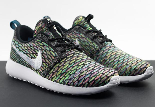 Nike Flyknit Roshe Run Damen