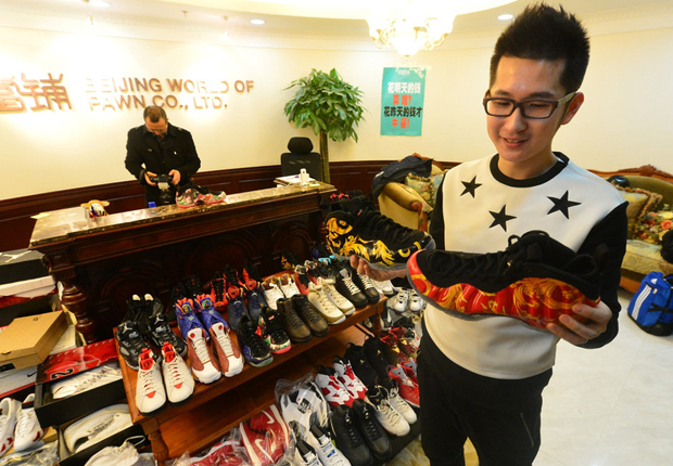 reseller sneakerhead sells collection to buy house   sneakernews