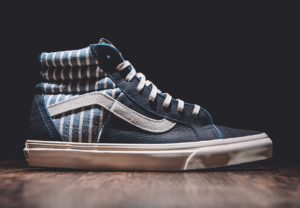 "Vans CA Sk8-Hi LX ""Dress Blues"""