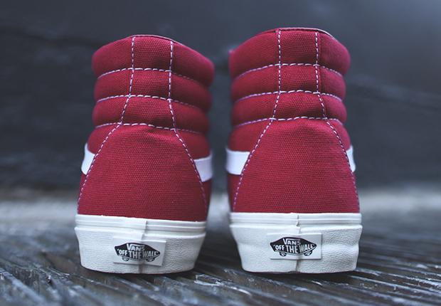 Furgonetas Zapatos Hombres Rojos 10 8AYEUIl