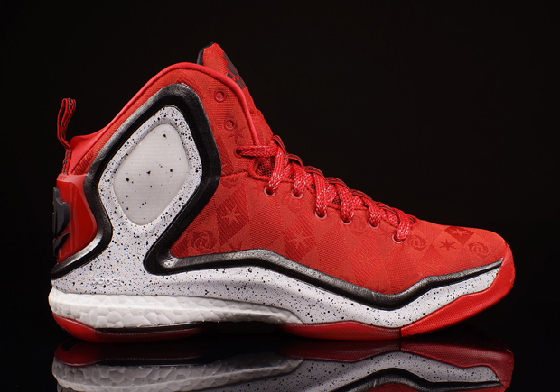Adidas D Rose 5 Boost Brenda For Valentines Day