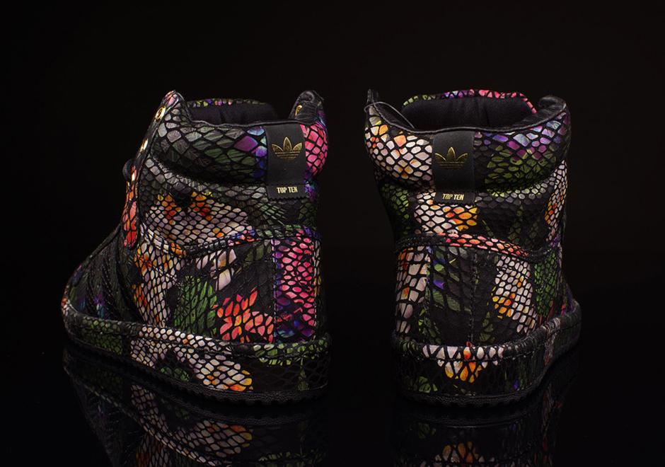 timeless design 6ae95 0182e adidas Originals Top Ten High