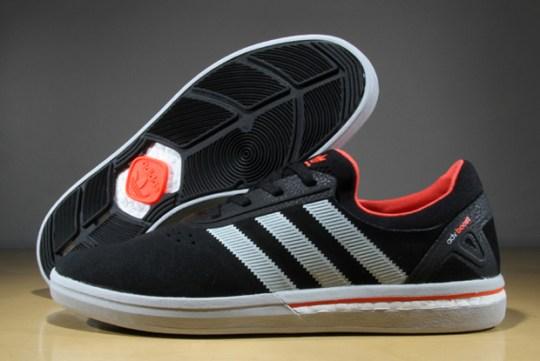 adidas Unveils First Boost Skateboarding Shoe