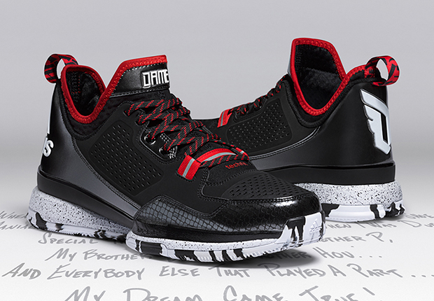 "huge discount d83a2 0a6a1 The adidas D Lillard 1 arrives in multiple colorways, tomorrow February  6th, 2015. Its a shame that we wont see Dame lace up the special edition "" NYC"" ..."